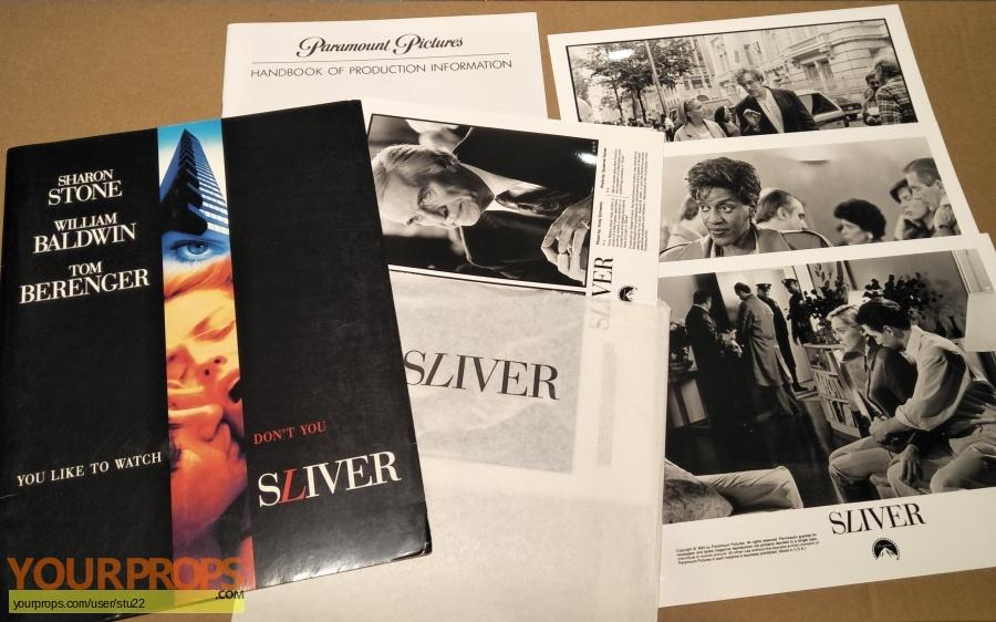 Sliver original production material