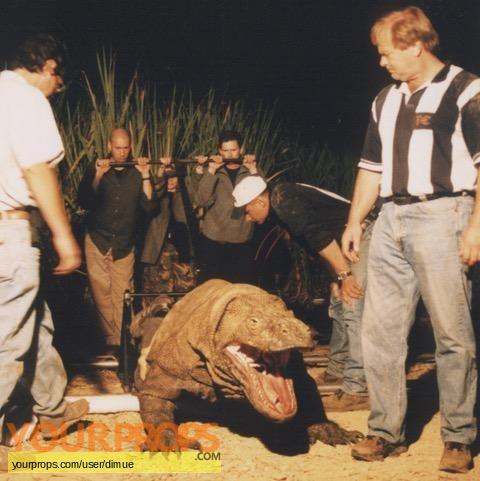 Komodo original movie prop