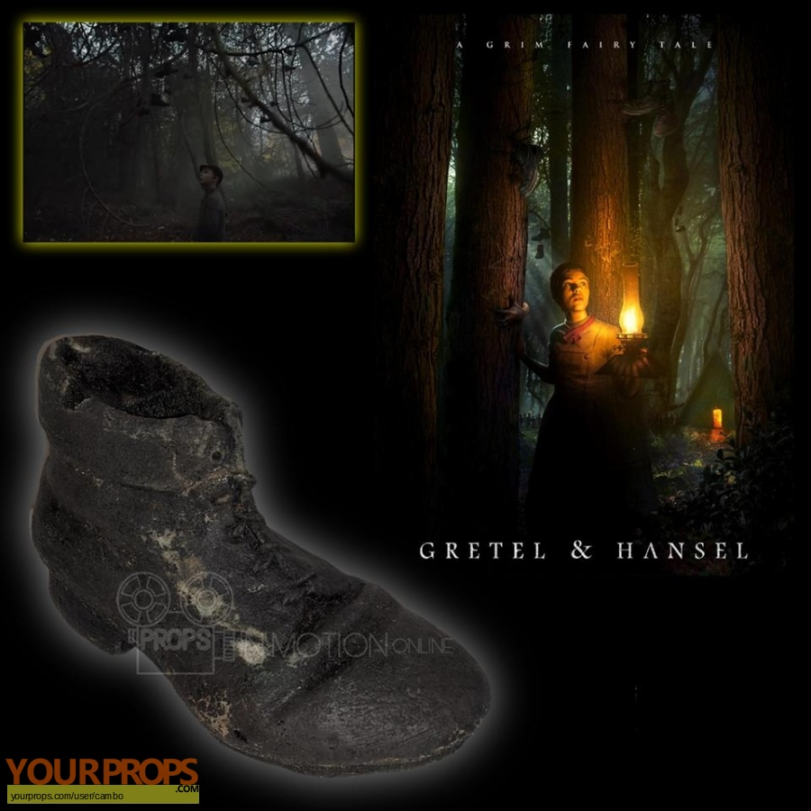 Gretel and Hansel original movie prop