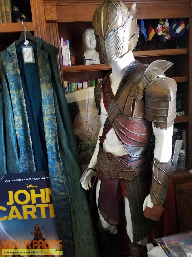 John Carter original movie costume