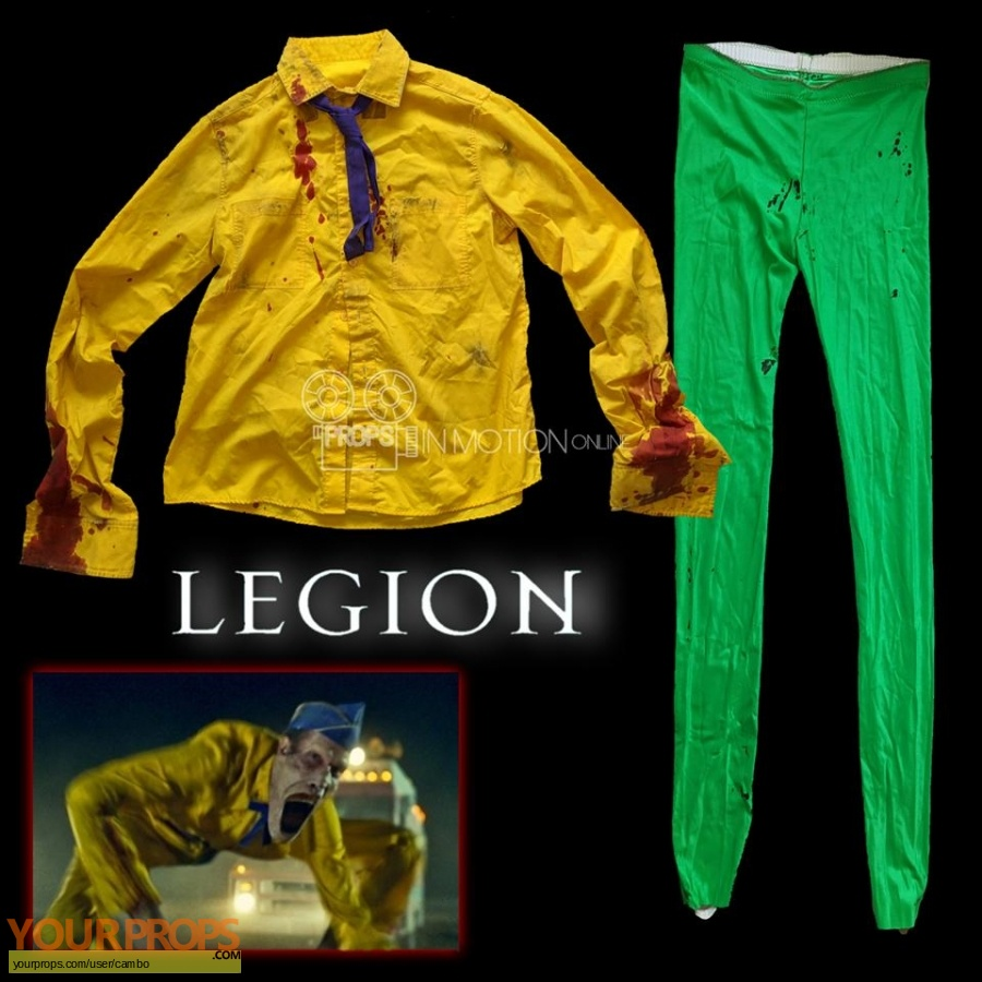 Legion original movie costume
