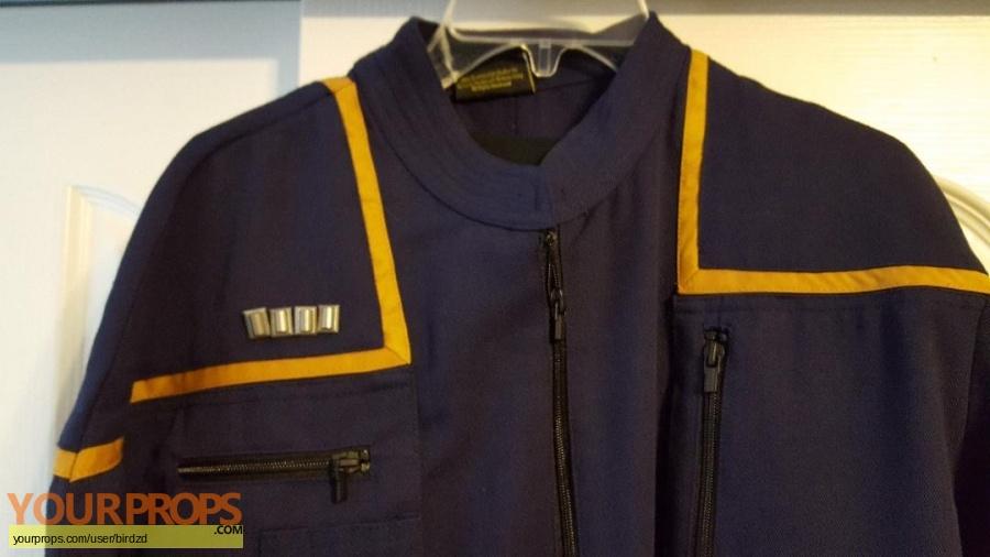 Star Trek Enterprise replica movie costume