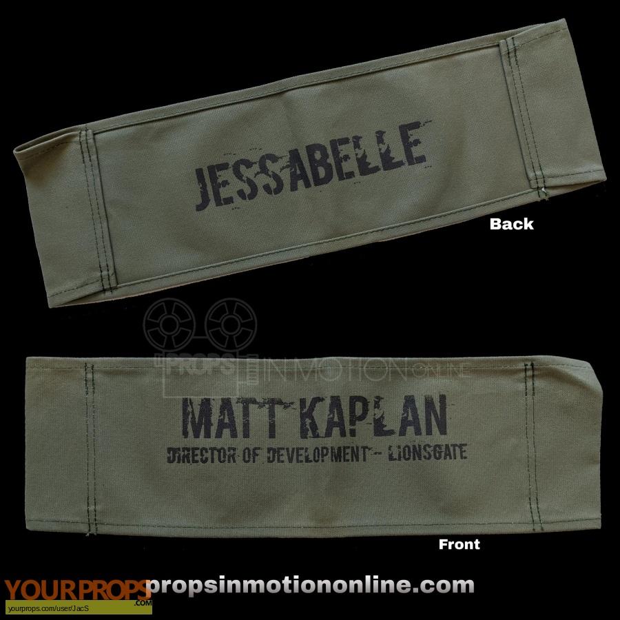 Jessabelle original production material