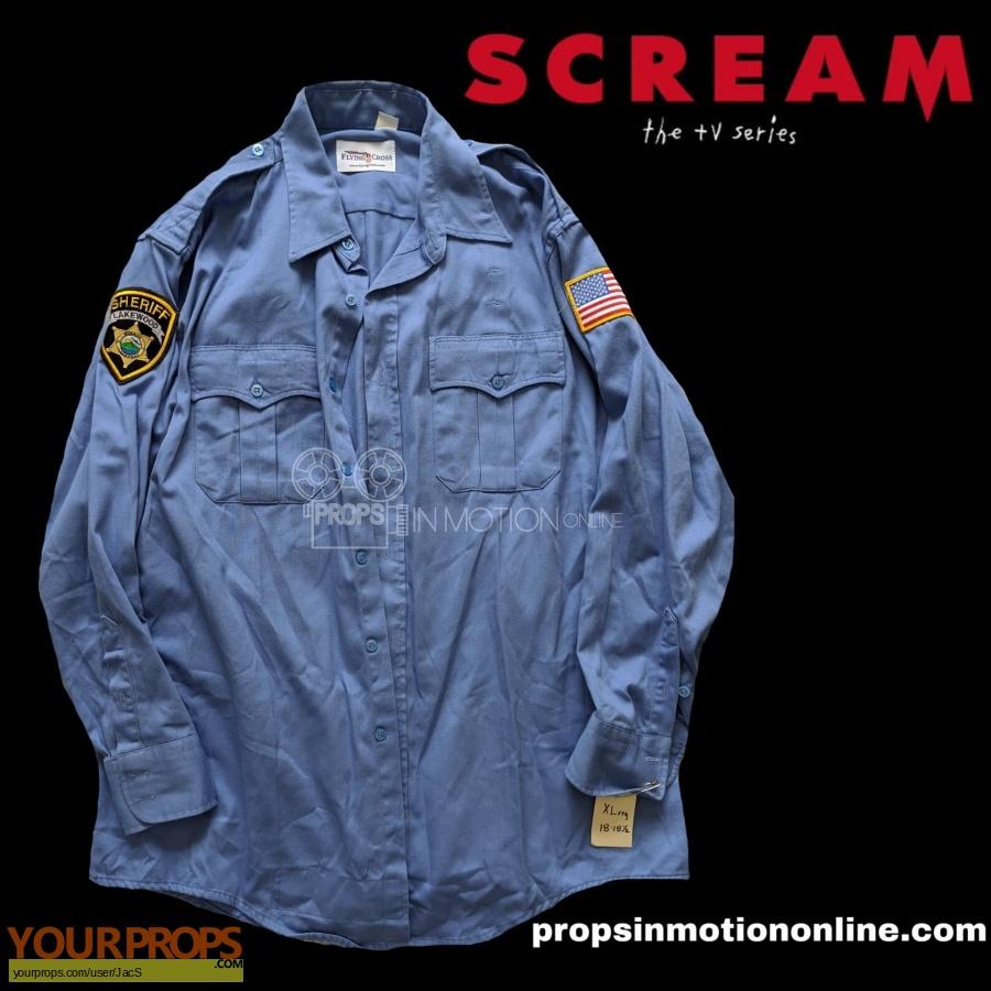 Scream  The TV Series original movie costume