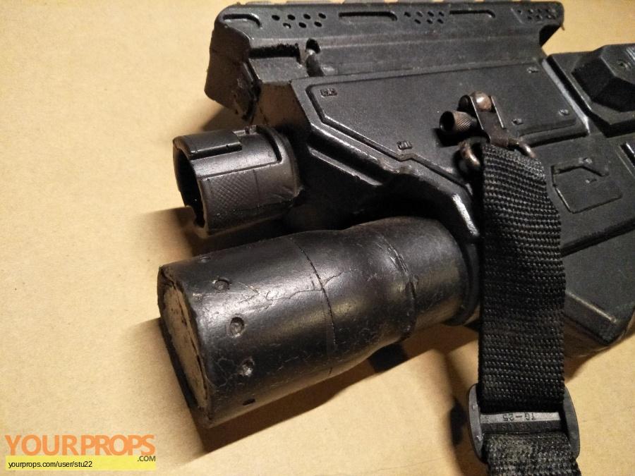 Terra Nova original movie prop weapon