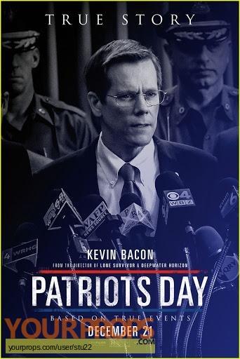 Patriots Day original movie costume