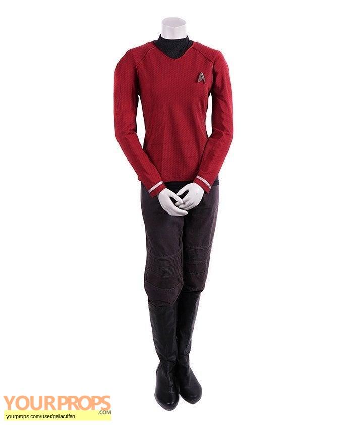 Star Trek Into Darkness original movie costume