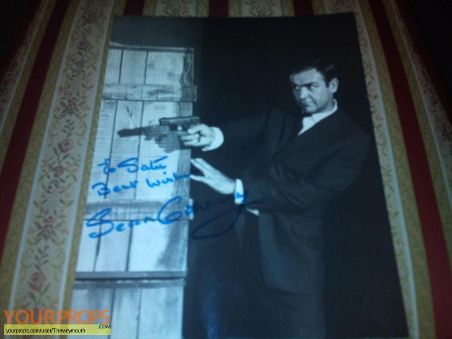 James Bond original production material