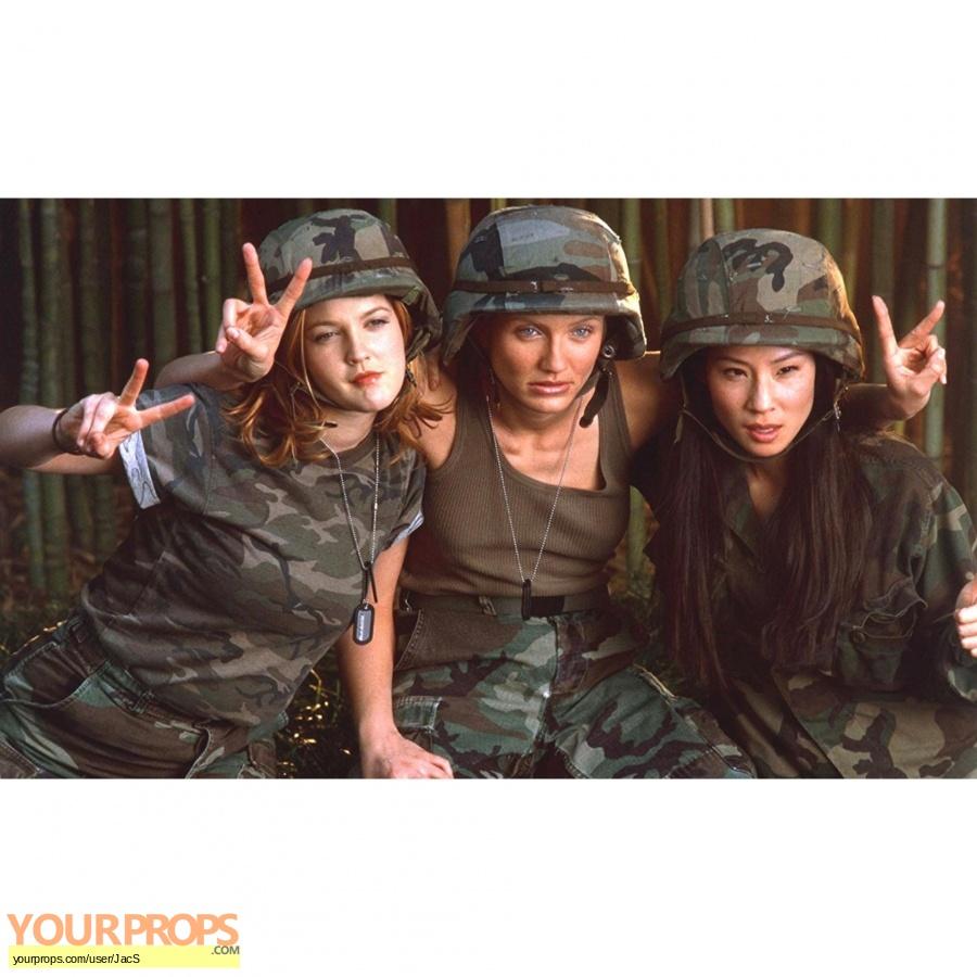 Charlies Angels original movie costume