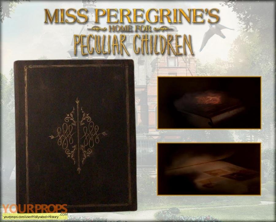Miss Peregrines Home for Peculiar Children original movie prop