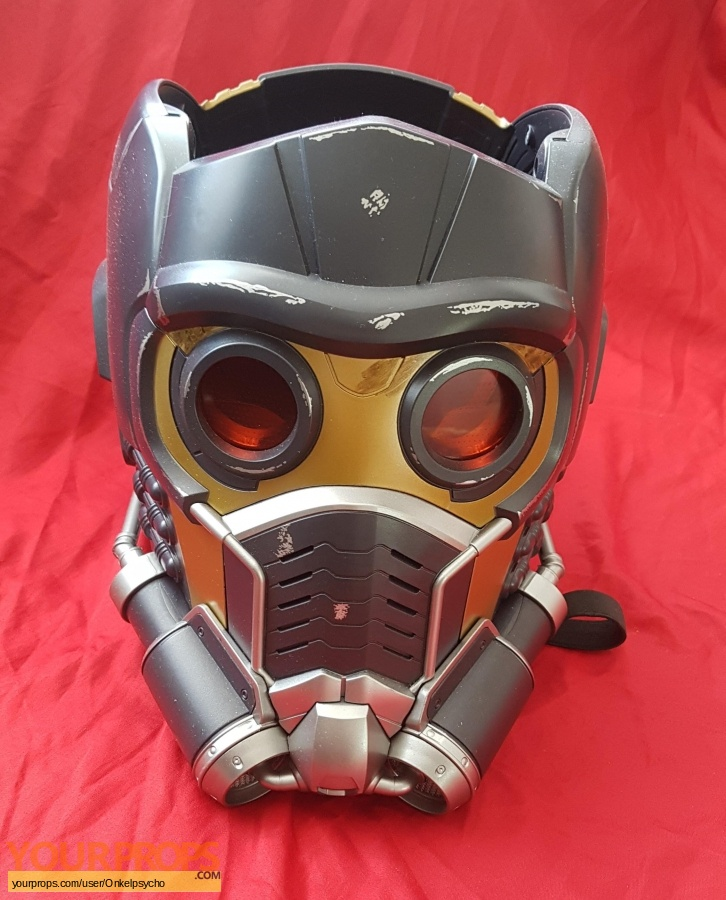 Guardians of the Galaxy replica movie costume