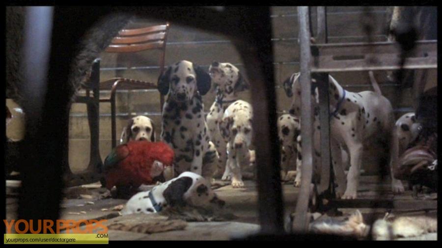 102 Dalmatians original movie prop