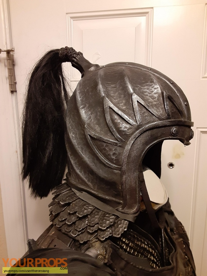 The Great Wall original movie costume