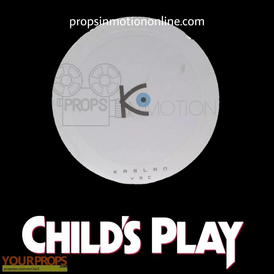 Childs Play original movie prop