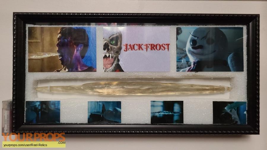 Jack Frost original movie prop