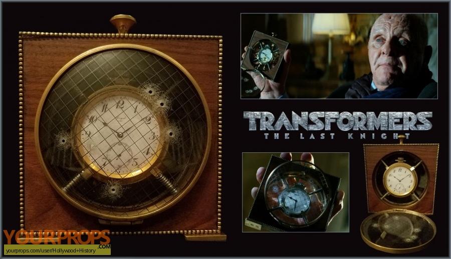 Transformers  The Last Knight original movie prop