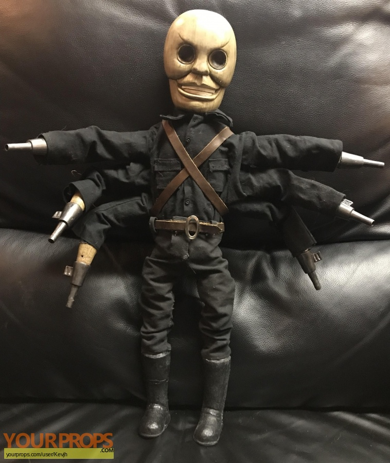Retro Puppet Master original movie prop