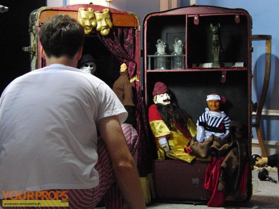 Puppet Master 9  Axis of Evil original movie prop