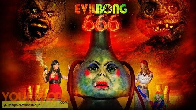 Evilbong 666 original movie prop
