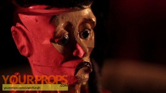 Puppet master axis termination original movie prop