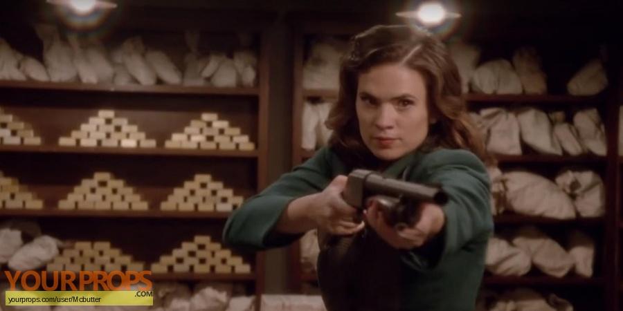 Marvels Agent Carter original movie prop