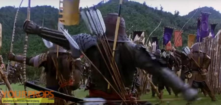 The Last Samurai original movie prop