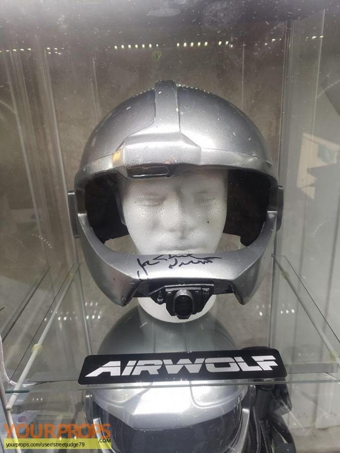 Airwolf original movie prop