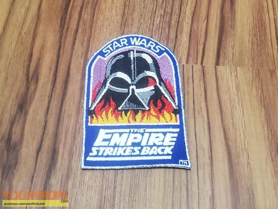 Star Wars The Empire Strikes Back original film-crew items
