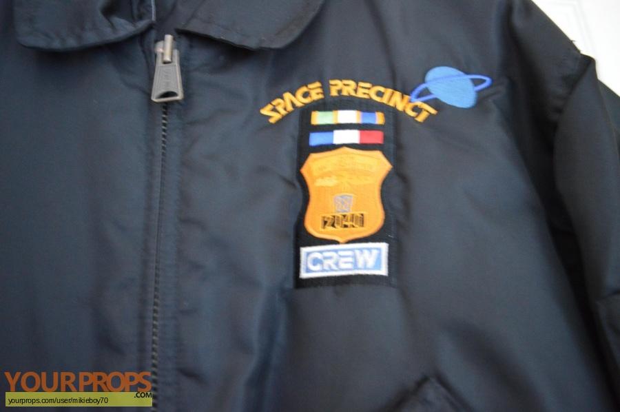 Space Precinct original film-crew items