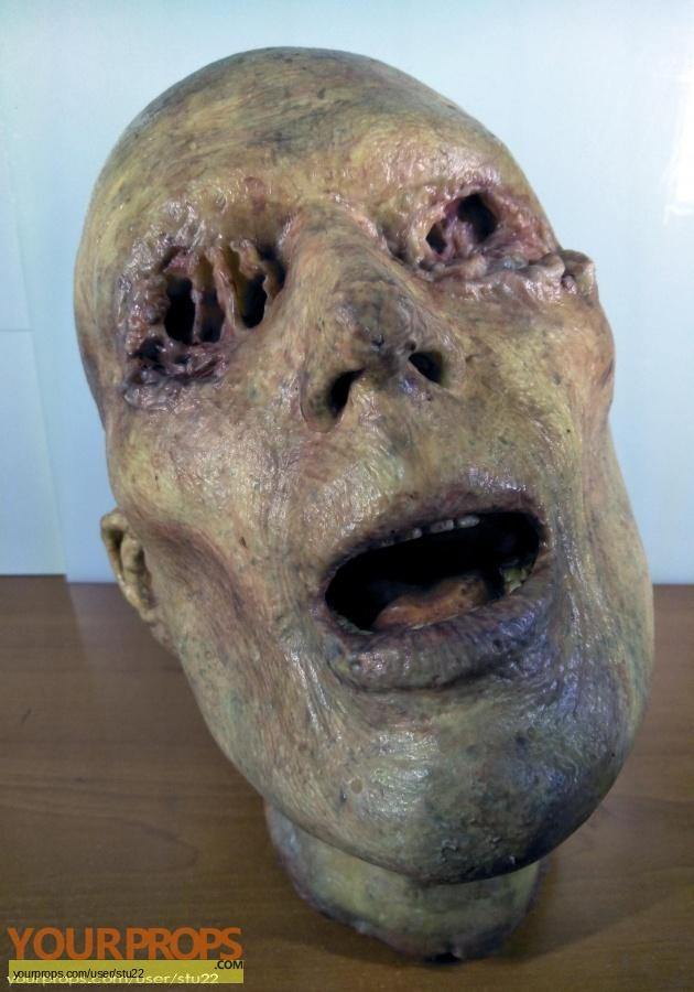 Daybreakers original make-up   prosthetics