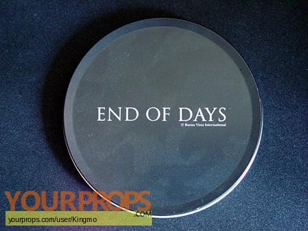End Of Days original film-crew items