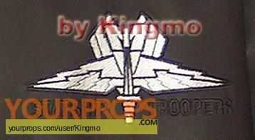 Starship Troopers original film-crew items