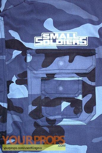 Small Soldiers original film-crew items