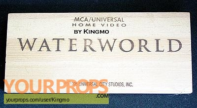 Waterworld replica production material