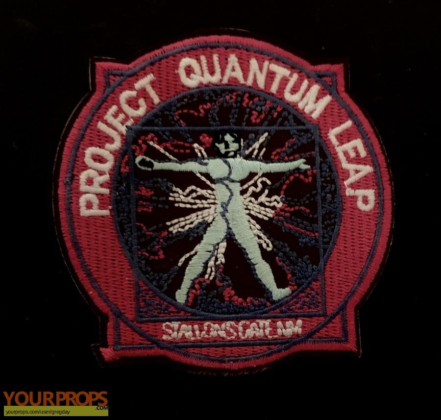 Quantum Leap replica movie prop
