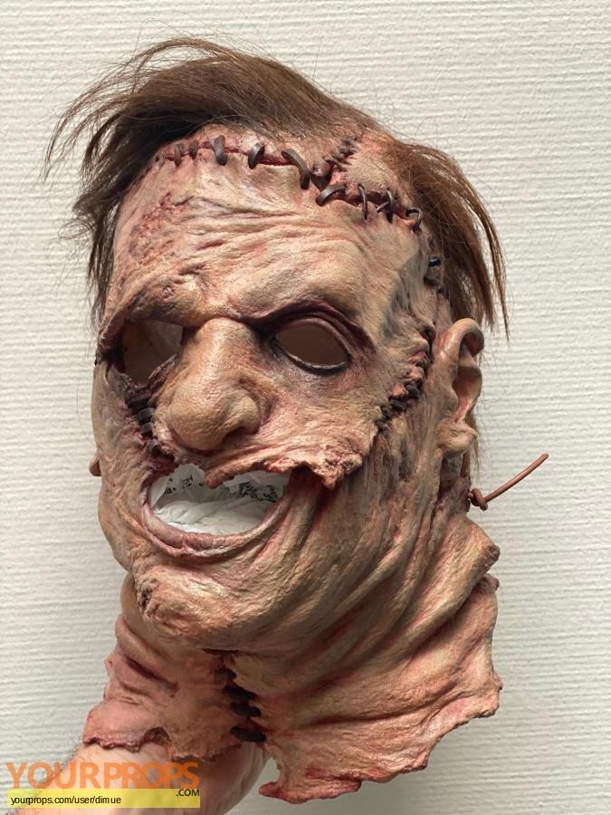 The Texas Chainsaw Massacre original production material