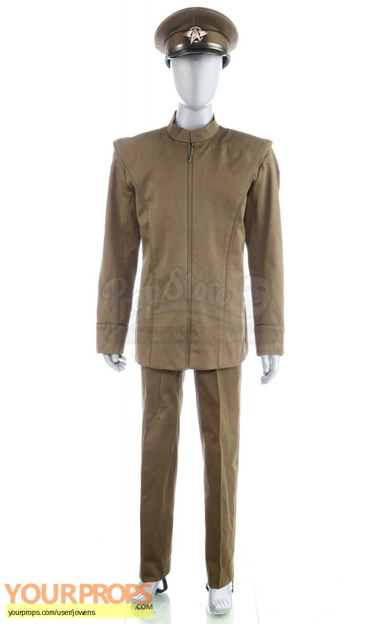 Star Trek Into Darkness original movie costume