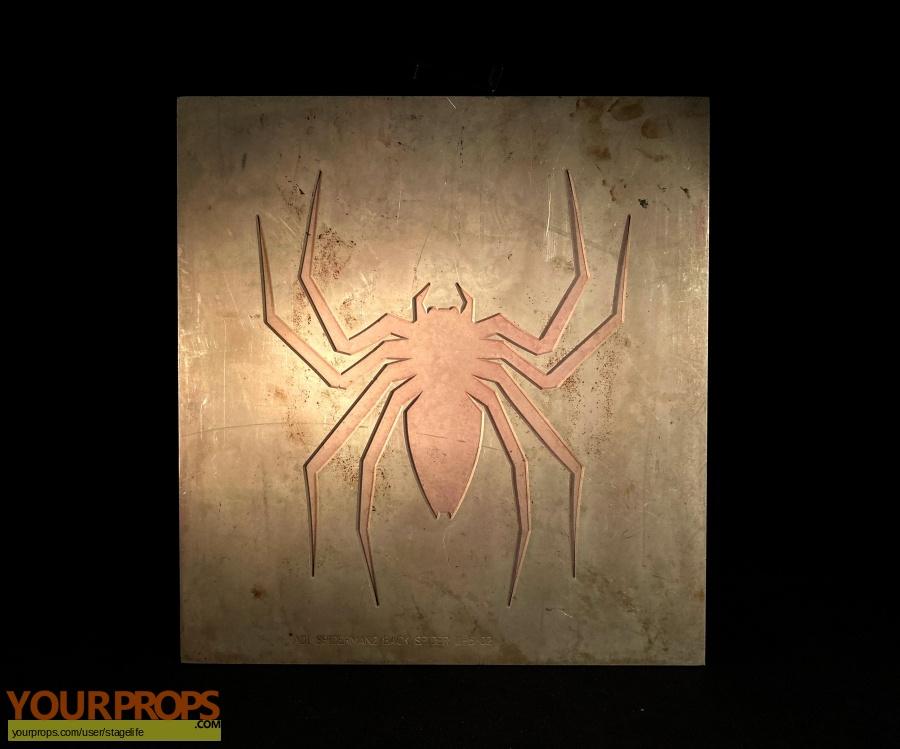 Spider-Man 2 original movie costume