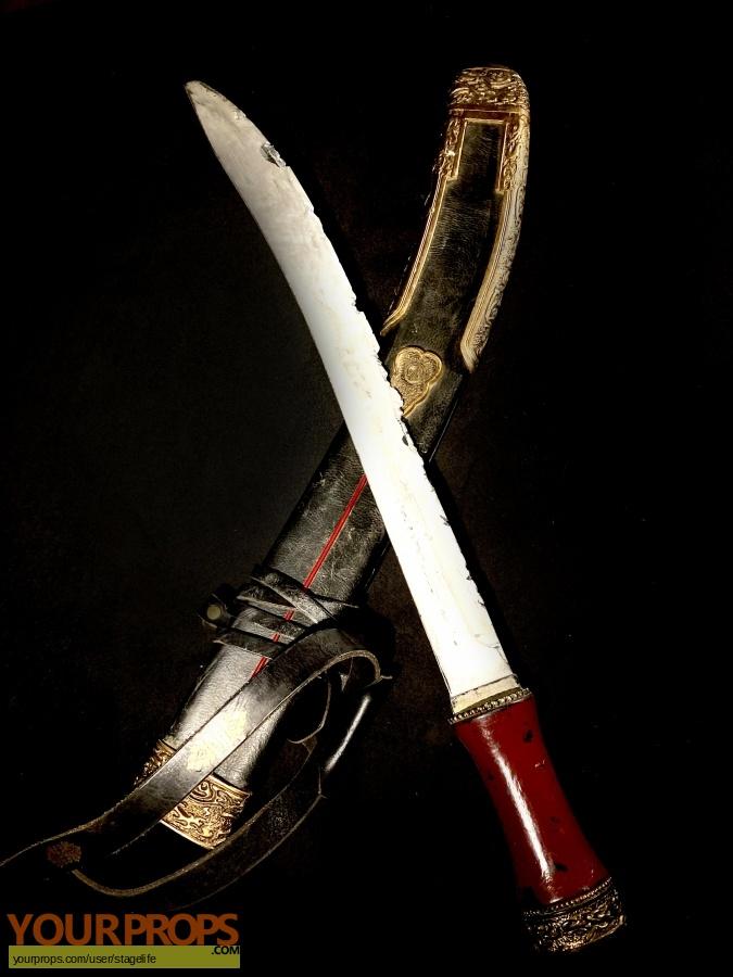The Last Airbender original movie prop weapon