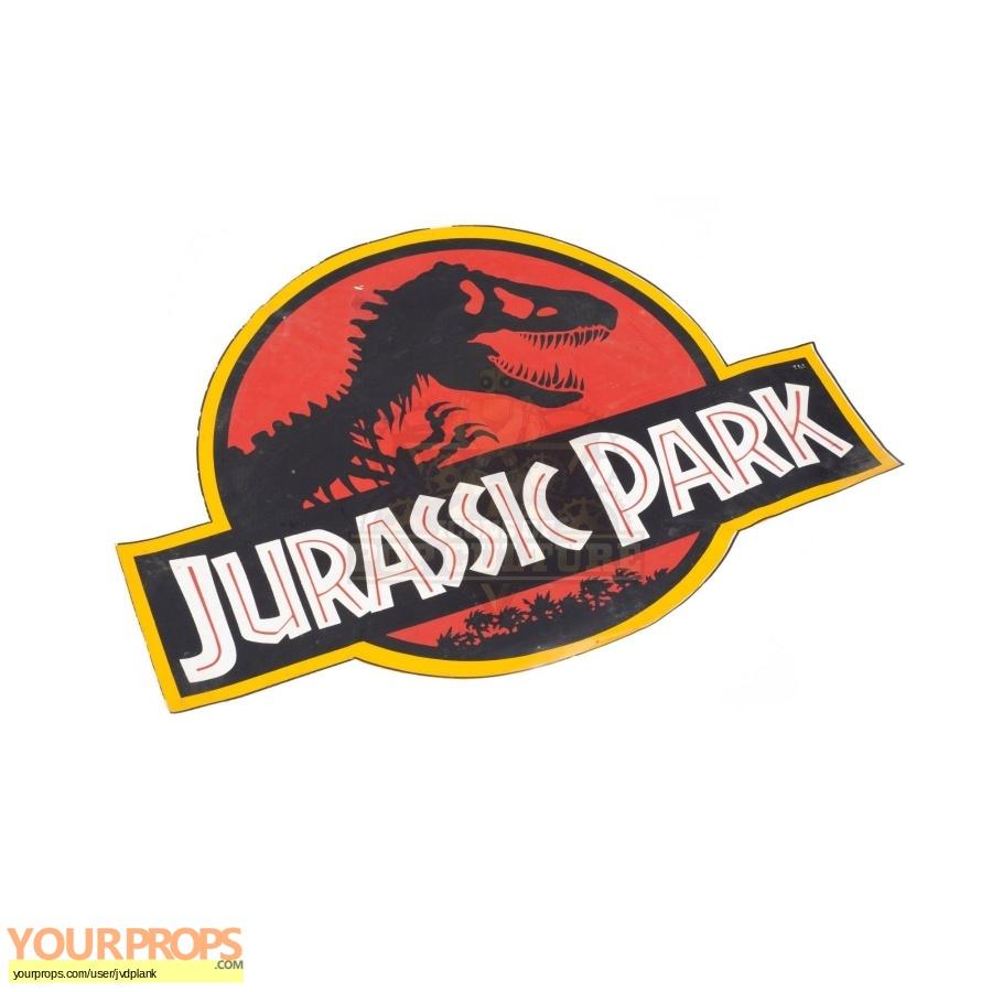 Jurassic Park original set dressing   pieces
