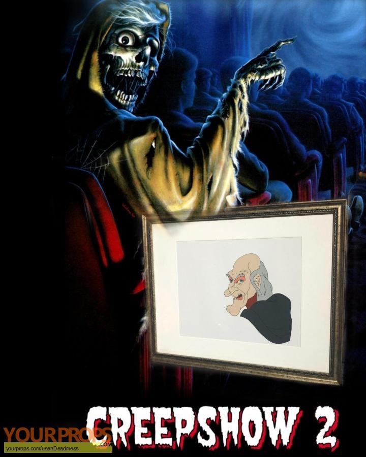 Creepshow 2 original production artwork