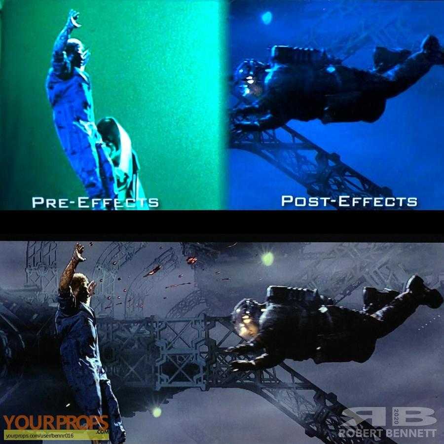 Event Horizon original movie costume