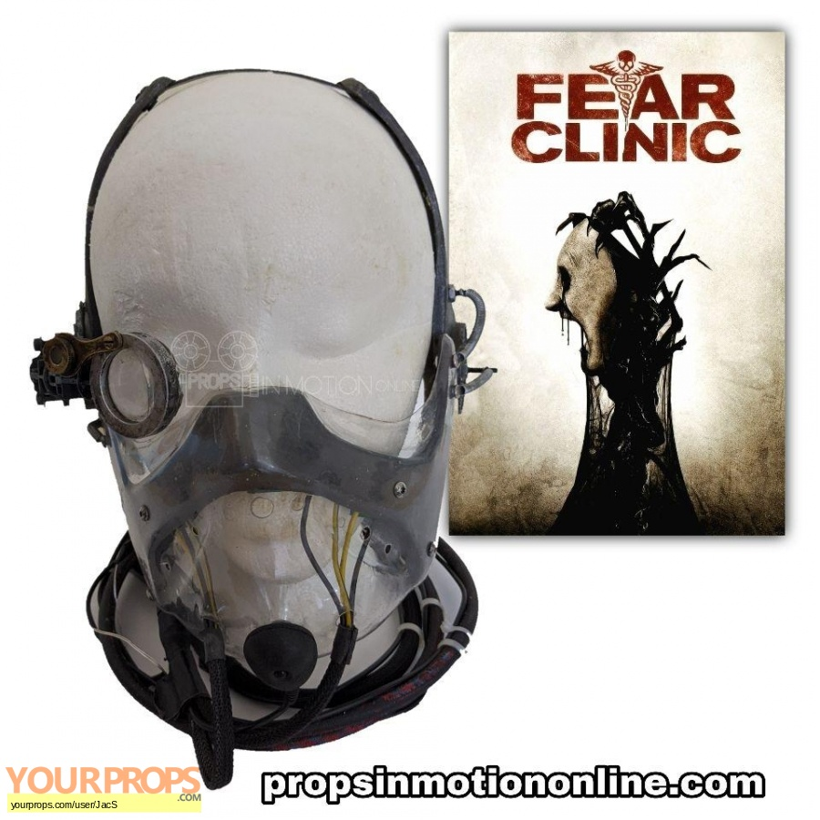 Fear Clinic original movie prop