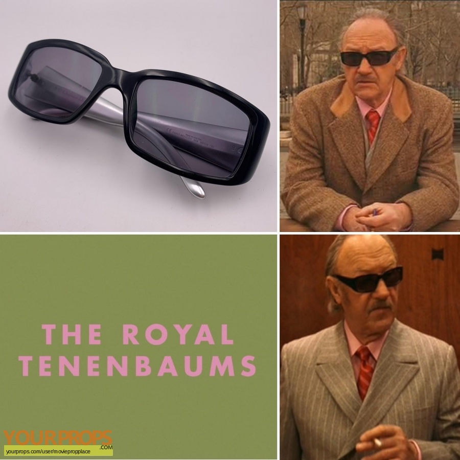 The Royal Tenenbaums original movie prop