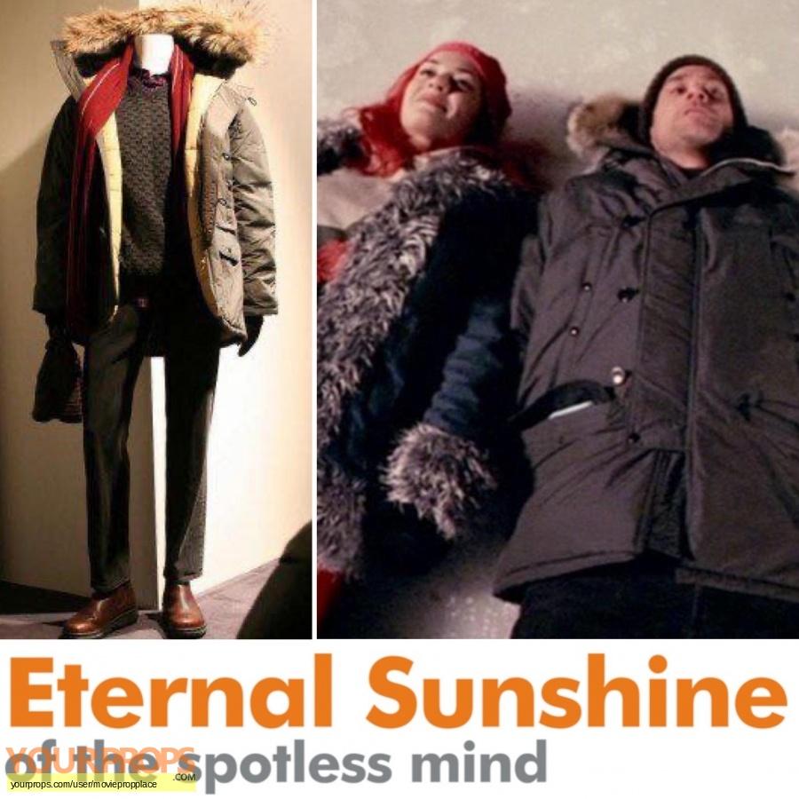 Eternal Sunshine of the Spotless Mind original movie costume