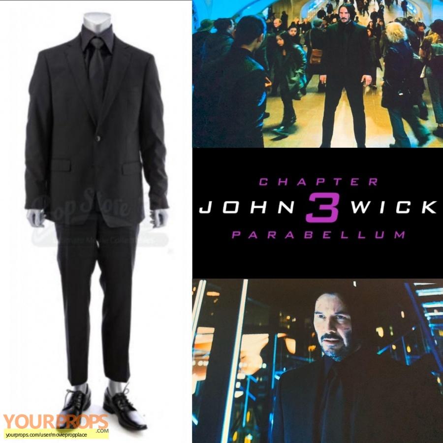 John Wick 3  Parabellum original movie costume