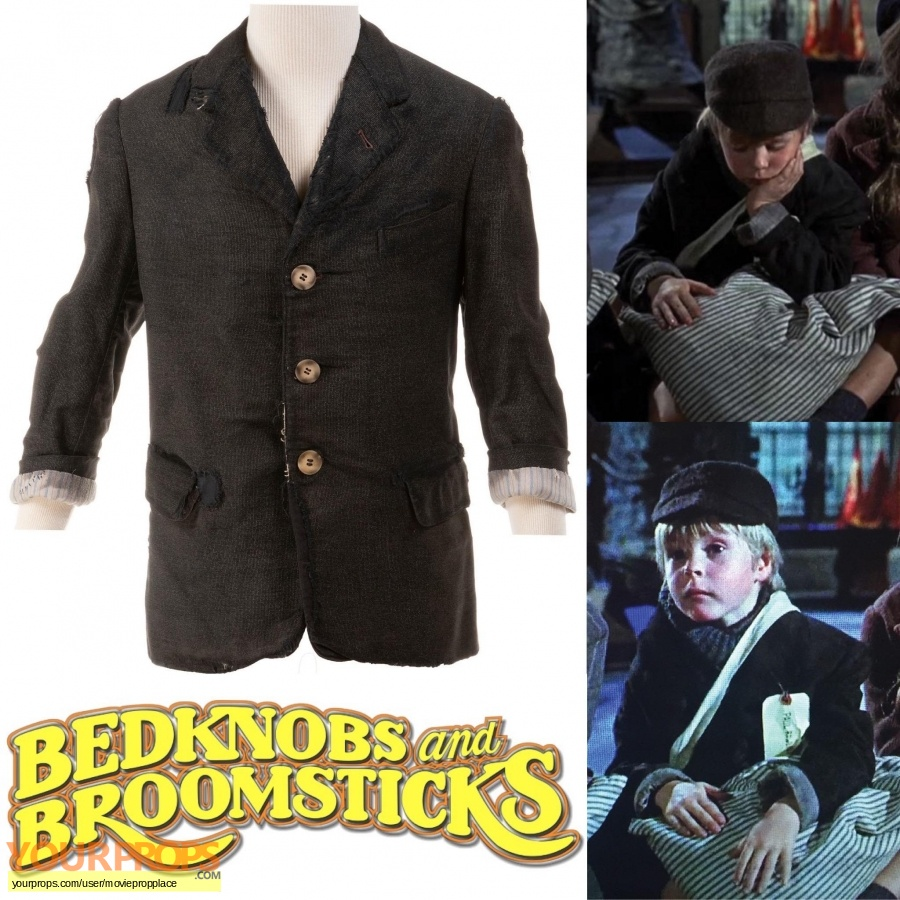 Bedknobs and Broomsticks original movie costume