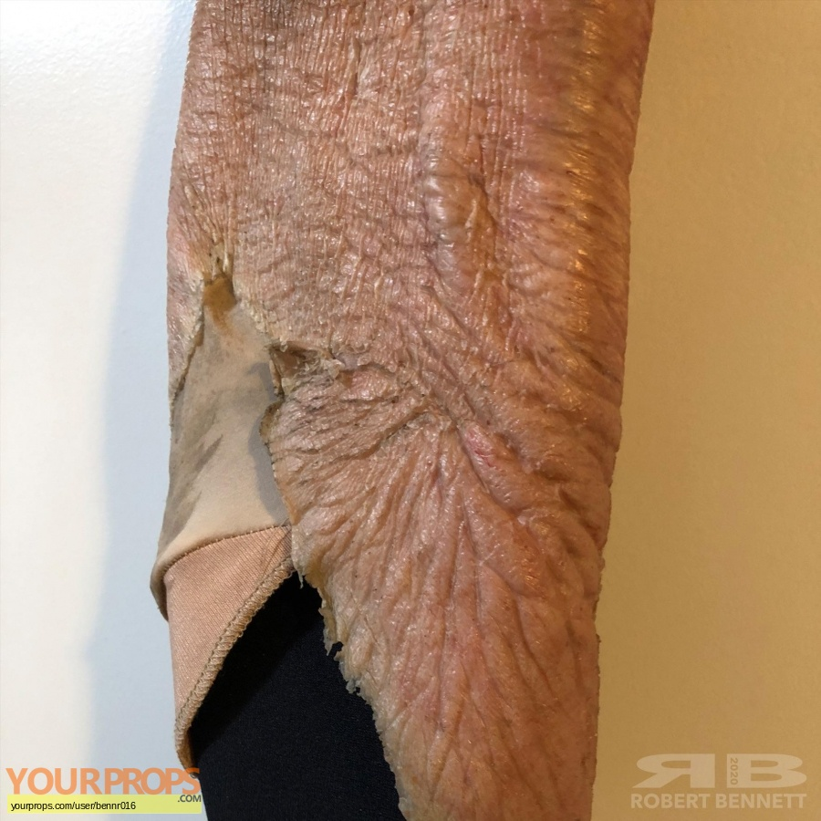 Men in Black III original make-up   prosthetics