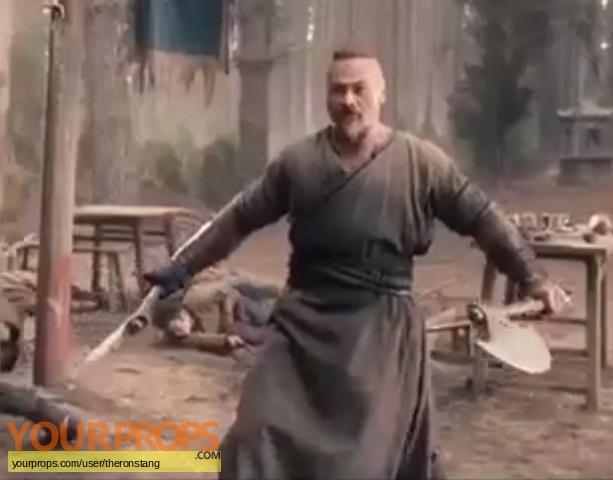 Crouching Tiger Hidden Dragon Sword of Destiny original movie prop