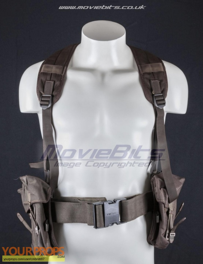 James Bond  Skyfall original movie costume